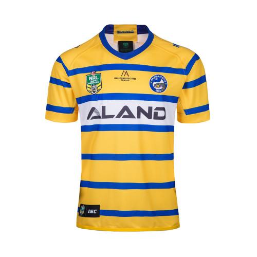 Parramatta EELS 2018 Men's Away Rugby Jersey