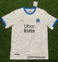 Thai Version 20/21 Olympique Marseille Home Soccer Jersey