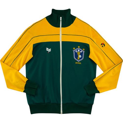 Brazil 1982-85 Retro Track Jacket
