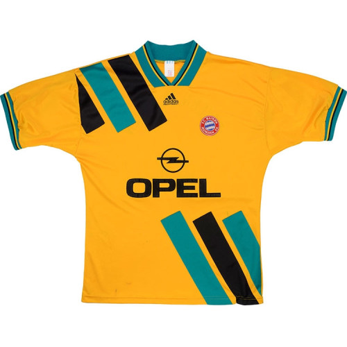 Bayern Munich 93-95 Away Retro Soccer Jersey