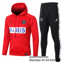 Paris Saint-Germain 20/21 Hoodie and Pants - F247