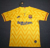 Thai Version Barcelona 120th Anniversary Soccer Jersey