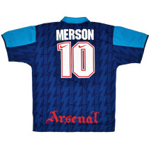 ARS 1994-95 Merson Away Retro Jersey