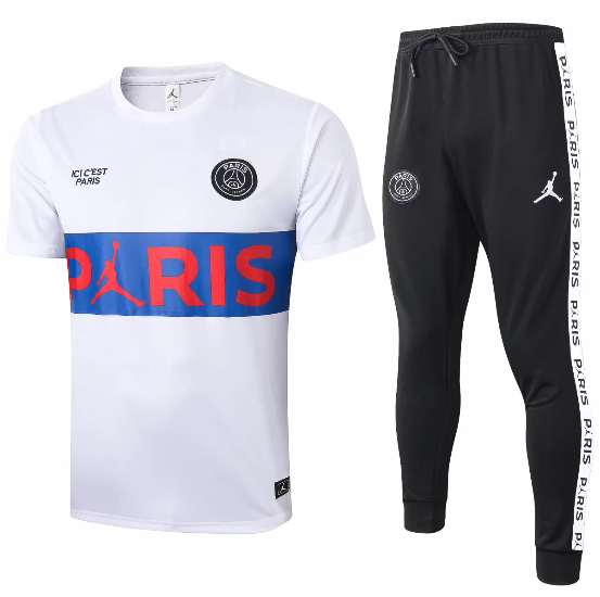 Paris Saint-Germain 20/21 Training Jersey and Pants - C440
