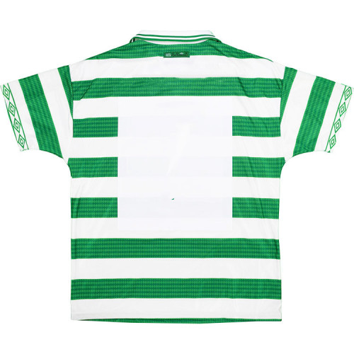 Celtic 1997-99 Home Retro Soccer Jersey