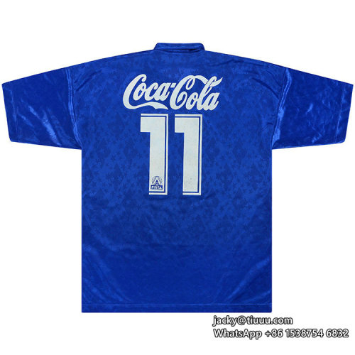 Cruzeiro 1993-94 Home Retro Player Jersey