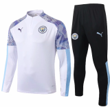 Manchester City 20/21 Soccer Training Top and Pants - B370