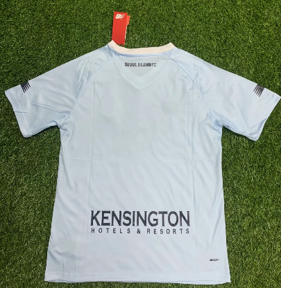 Thai version Seoul 2020 soccer jersey - 001