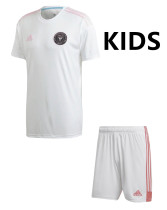 Inter Miami C.F. 20/21 Kids Home Soccer Jersey and Short Kit