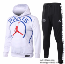 Paris Saint-Germain 20/21 Hoodie and Pants - F246