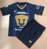 Pumas UNAM 20/21 Kids Soccer Jersey and Short Kit