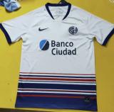 Thai Version San Lorenzo 20/21 Away Soccer Jersey