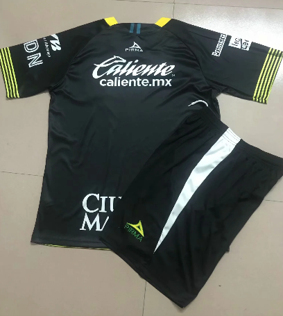 Club Leon 20/21 Third Soccer Jersey and Short Kit
