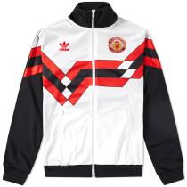Manchester United 1989-90 Retro Track Jacket