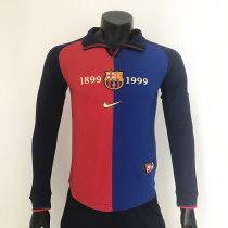 Barcelona 1999/2000 Centenary Home Retro L/S Jerseys