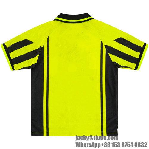Dortmund 1996-1997 Home Retro Jersey