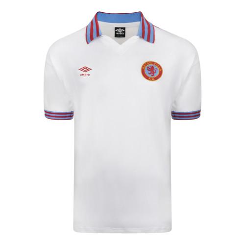Aston Villa 1980 Away Retro Soccer Jersey