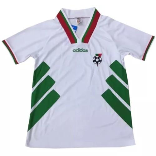 Bulgaria 1994 Home Retro Soccer Jersey
