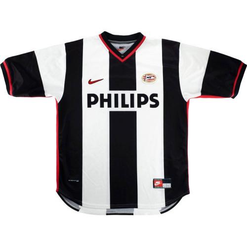 PSV 1998-99 Away Retro Soccer Jersey
