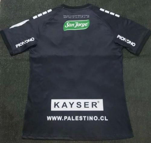 Thai Version Palestine 2020 Home Soccer Jersey