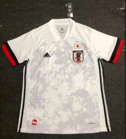 Thai Version Japan 2020 Away Soccer Jersey