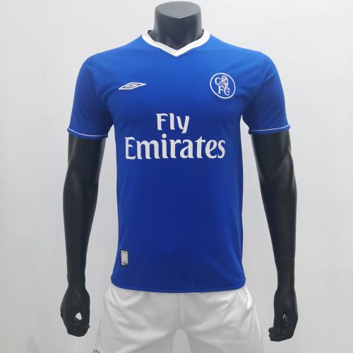 Chelsea 2003/2005 Home Retro Soccer Jerseys