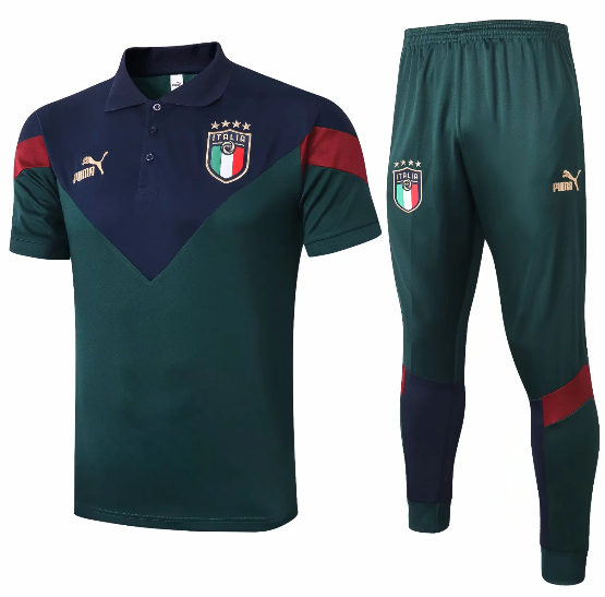 Italy 2020 Polo and Pants - C441