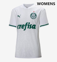 Thai Version Palmeiras 2020 Women's Away Soccer Jersey