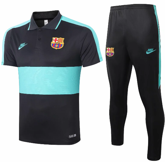 Barcelona 20/21 Polo and Pants - C439