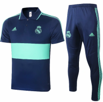 Real Madrid 20/21 Training Polo and Pants - C427