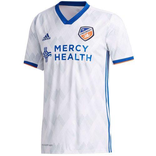 Thai Version Cincinnati 2020 Away Soccer Jersey