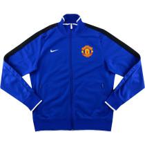 Manchester United 2010-11 Retro N98 Track Jacket