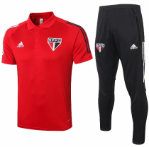 Sao Paulo 20/21 Training Polo and Pants - C446