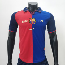 Barcelona 1999/2000 Centenary Home Retro Jerseys