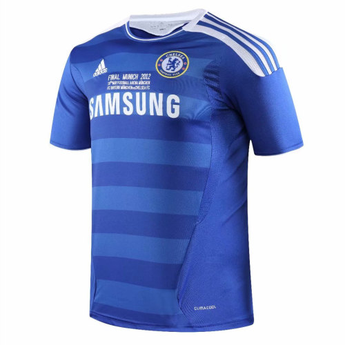 Chelsea 2011/2012 Home Retro Soccer Jerseys