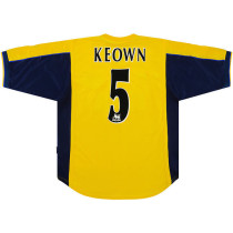 ARS 1999-01 Keown Away Retro Jersey