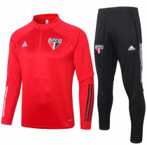 Sao Paulo 20/21 Soccer Training Top and Pants - B373