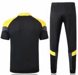 Borussia Dortmund 20/21 Training Polo and Pants - C432