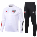Sao Paulo 20/21 Soccer Training Top and Pants - B375