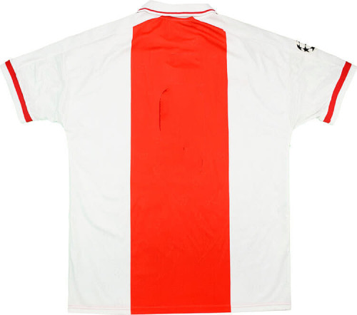 Ajax 1998-99 Champions League Home Retro Jersey