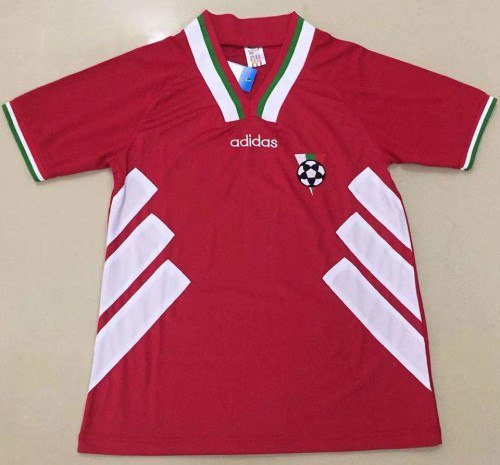 Bulgaria 1994 Away Retro Soccer Jersey