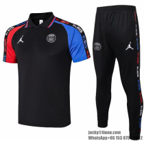 PARIS SAINT-GERMAIN 20/21 Polo and Pants - C483