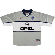 Paris Saint-Germain 2000-01 Away Retro Jersey