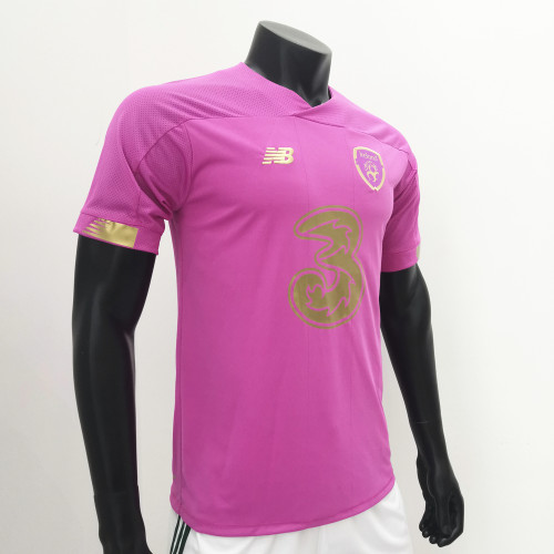 Thai Version Ireland 2020 Goalkeeper Soccer Jersey