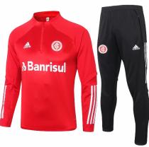 SC Internacional 20/21 Soccer Training Top and Pants - B371