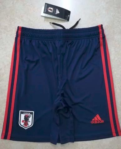 Thai Version Japan 2020 Home Soccer Shorts
