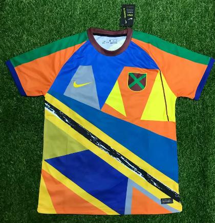 Thai Version Boca Juniors 20/21 Souvenir Edition Soccer Jersey - 001