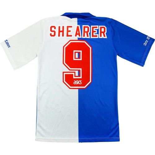 Blackburn 1994-95 Shearer Home Retro Jersey