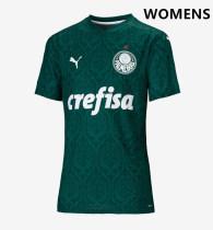 Thai Version Palmeiras 2020 Women's Home Soccer Jersey