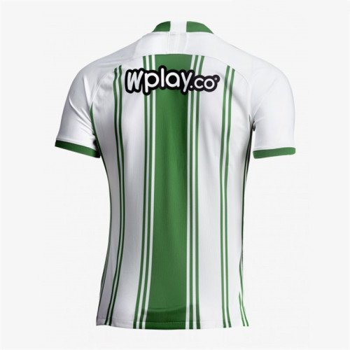 Thai Version Atletico Nacional 20/21 Home Soccer Jersey